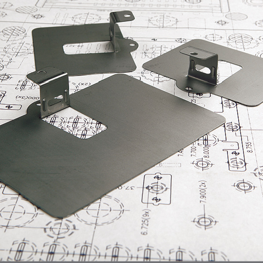 Follow Block Stamping  | Versatility Tool Works
