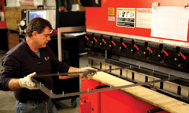 Precision Metal Forming | Versatility Tool Works